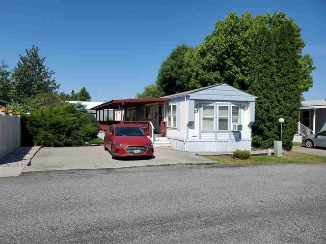 19029 E Boone  #27 Ave #27, Greenacres, WA 99016 (#202018350) :: RMG Real Estate Network