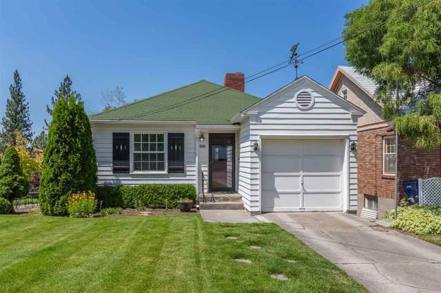 1528 S Maple St, Spokane, WA 99203 (#202018352) :: RMG Real Estate Network