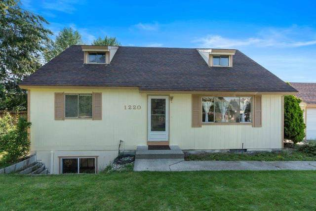 1220 S Best Rd, Spokane Valley, WA 99037 (#202018368) :: RMG Real Estate Network