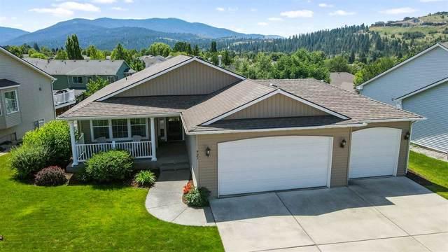 927 N Tanglewood Ln, Liberty Lake, WA 99019 (#202018395) :: Chapman Real Estate