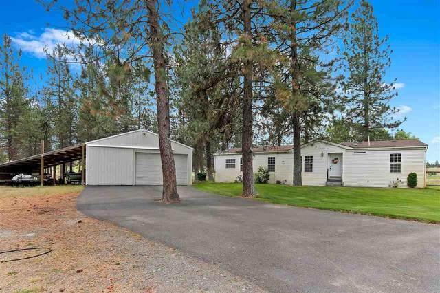 8021 W Trails Rd, Spokane, WA 99224 (#202018398) :: Northwest Professional Real Estate