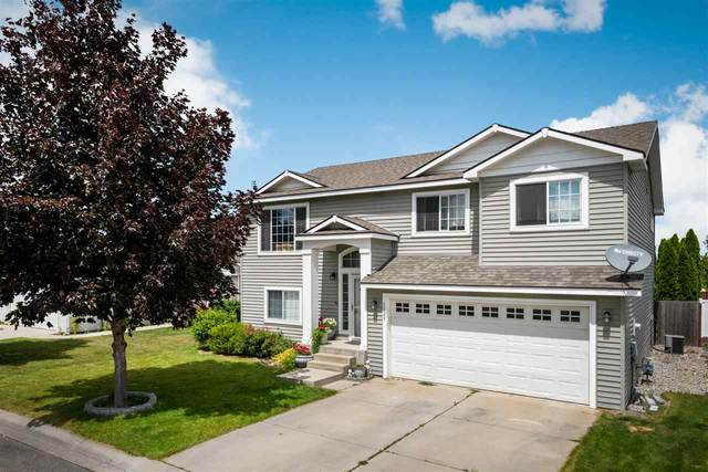 1523 E Vanetta Ln, Spokane, WA 99217 (#202018418) :: Northwest Professional Real Estate