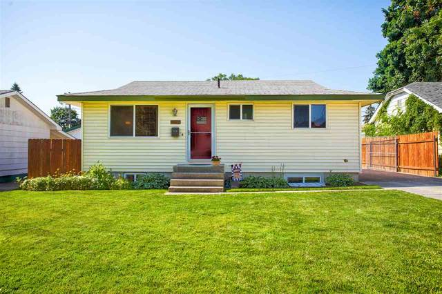 2208 E Decatur Ave, Spokane, WA 99208 (#202018424) :: Northwest Professional Real Estate