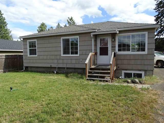 3824 E 31st Ave, Spokane, WA 99203 (#202018440) :: Northwest Professional Real Estate