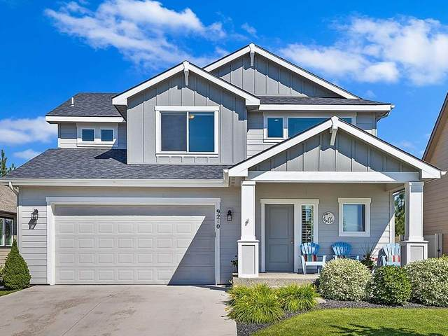 9210 N Rosebury Ln, Spokane, WA 99208 (#202018459) :: Top Agent Team