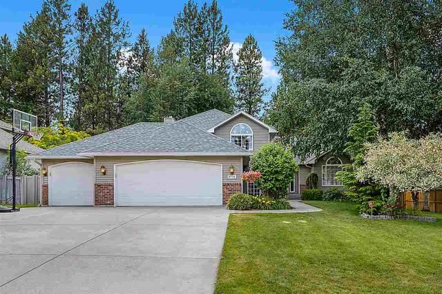3716 S Custer St, Spokane, WA 99223 (#202018497) :: The Hardie Group
