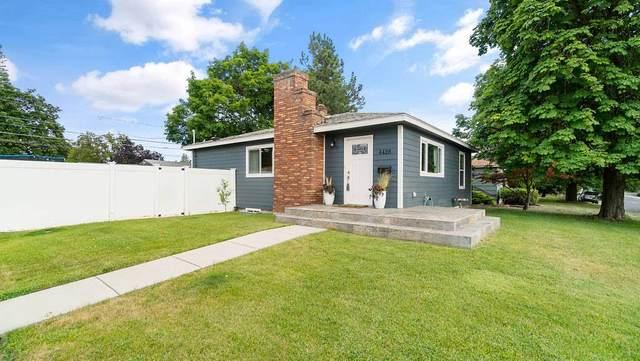 4428 N Ash St, Spokane, WA 99205 (#202018499) :: Chapman Real Estate