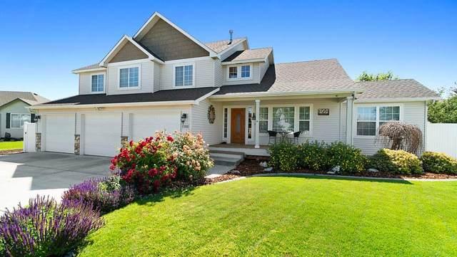 13108 E 36th Ave, Spokane Valley, WA 99206 (#202018507) :: Prime Real Estate Group