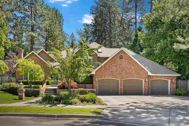 6909 S Brookshire Ct, Spokane, WA 99223 (#202018511) :: The Spokane Home Guy Group