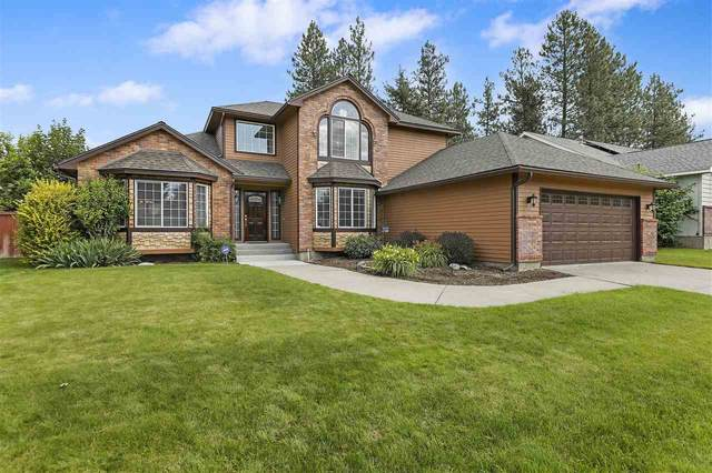 5704 W Old Fort Dr, Spokane, WA 99208 (#202018536) :: Top Agent Team