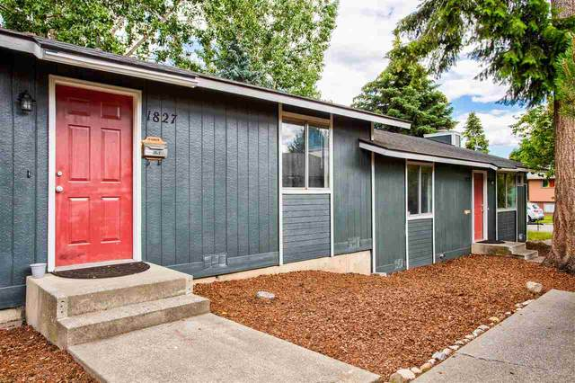 1825 E Glass Ave, Spokane, WA 99207 (#202018539) :: Top Spokane Real Estate