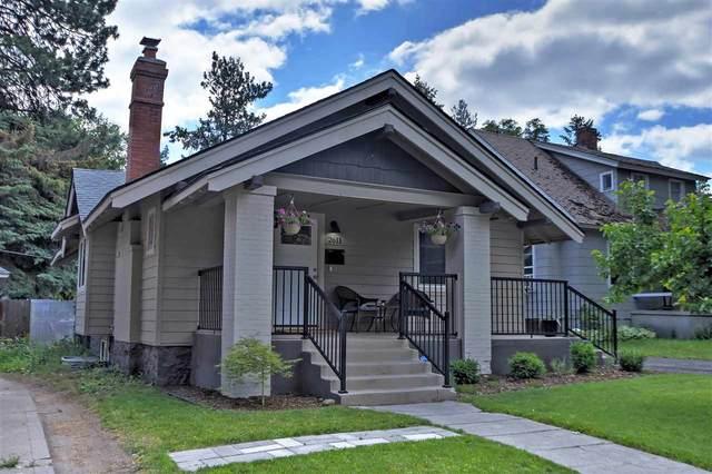 2611 S Grand Blvd, Spokane, WA 99203 (#202018544) :: The Hardie Group