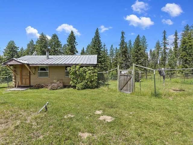 4711 G Springdale Hunters Rd, Springdale, WA 99173 (#202018568) :: Chapman Real Estate