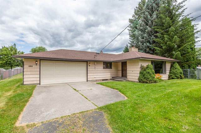 624 W Ivanhoe Rd, Spokane, WA 99218 (#202018574) :: Top Agent Team