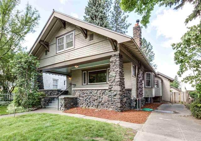 1424 S Cedar St, Spokane, WA 99203 (#202018585) :: The Synergy Group