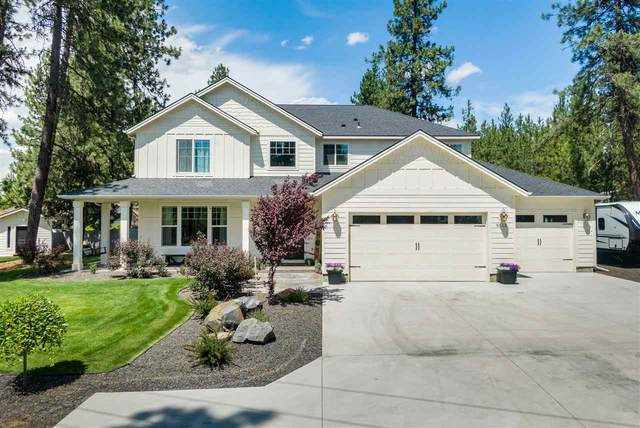 9513 W Champion Dr, Cheney, WA 99004 (#202018600) :: The Spokane Home Guy Group