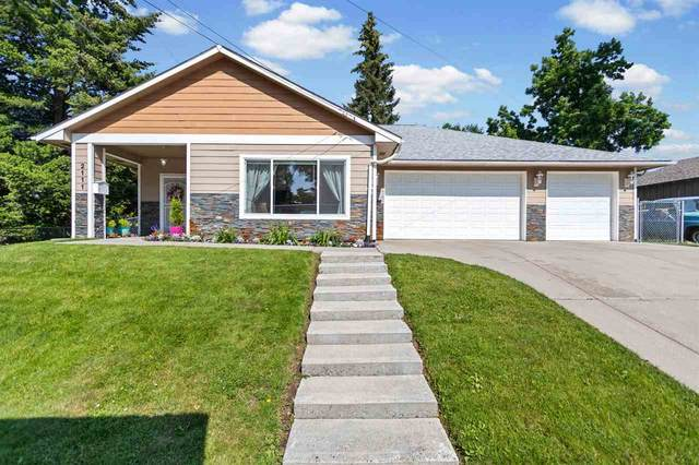 2111 S Myrtle St, Spokane, WA 99223 (#202018618) :: The Spokane Home Guy Group