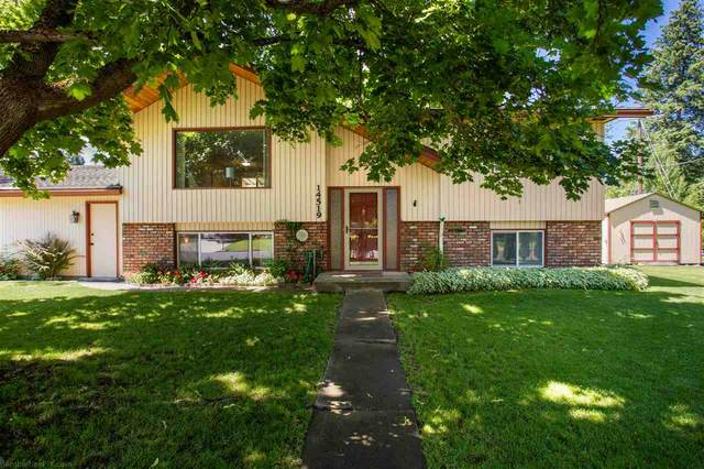 14519 N Cincinnati St, Spokane, WA 99208 (#202018628) :: The Spokane Home Guy Group