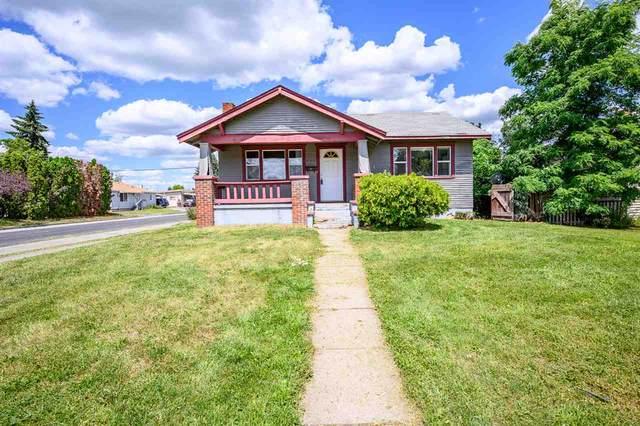 503 E Everett Ave, Spokane, WA 99207 (#202018645) :: Top Spokane Real Estate