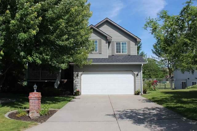 5507 S Thor St, Spokane, WA 99223 (#202018664) :: Chapman Real Estate