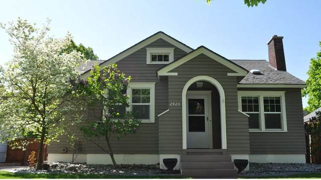 2923 W Euclid Ave, Spokane, WA 99205 (#202018665) :: Chapman Real Estate