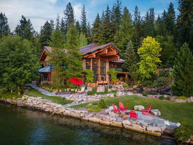 15559 E Hayden Lake Rd, Hayden, ID 83835 (#202018718) :: Mall Realty Group