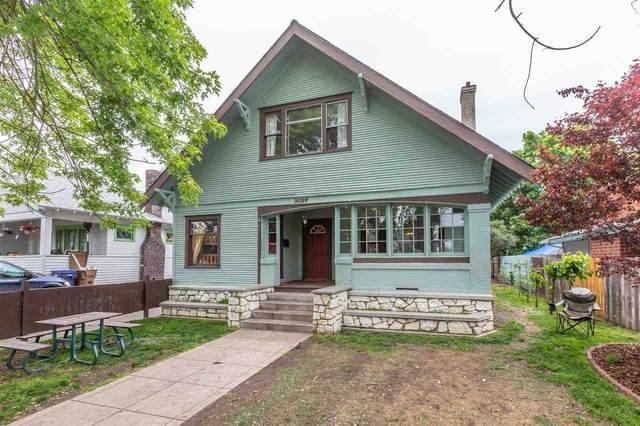 2527 E Queen Ave, Spokane, WA 99217 (#202018725) :: Elizabeth Boykin & Keller Williams Realty