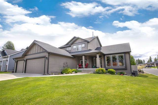 702 E Bonnie Lynn Ln, Colbert, WA 99005 (#202018730) :: Top Agent Team