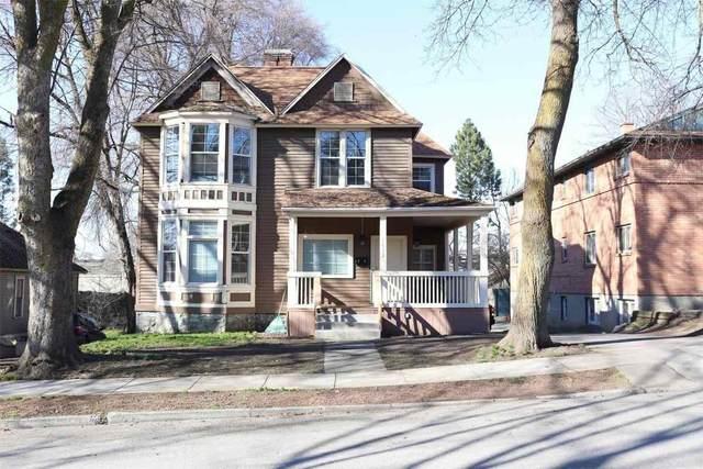 1612 W 6th Ave, Spokane, WA 99201 (#202018753) :: Chapman Real Estate