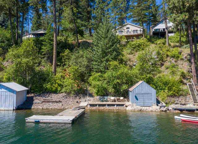 45256 Lake Shore Homes Rd, Loon Lake, WA 99148 (#202018771) :: The Synergy Group