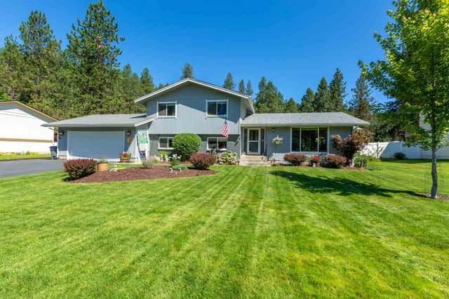 807 E Parkhill Dr, Spokane, WA 99208 (#202018780) :: Top Agent Team