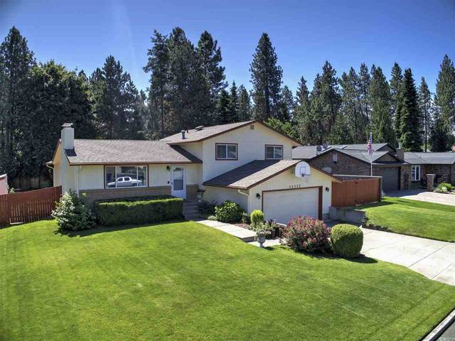 11322 N Guinevere Dr, Spokane, WA 99218 (#202018793) :: Top Agent Team