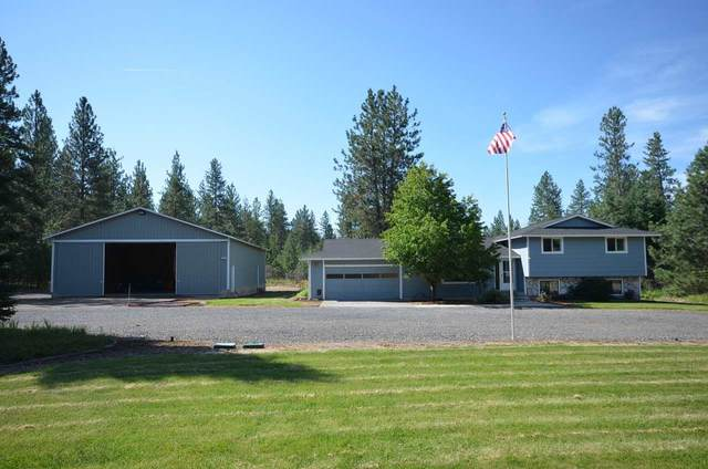 3006 E Buck Brush Ave, Chattaroy, WA 99003 (#202018900) :: The Hardie Group