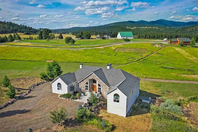 16716 N Madison Rd, Mead, WA 99021 (#202019020) :: Top Agent Team