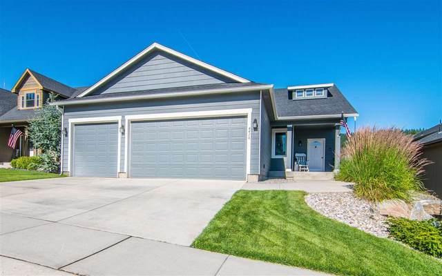 4416 S Ponderosa Ln, Spokane Valley, WA 99206 (#202019026) :: Northwest Professional Real Estate