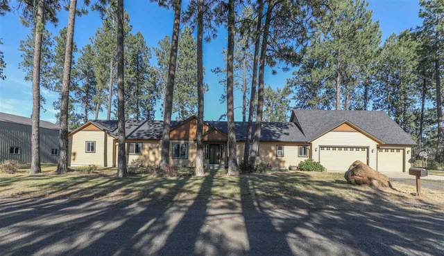 21405 W Blue Heron Rd, Cheney, WA 99004 (#202019110) :: Top Spokane Real Estate