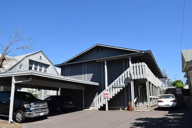 921 E Nora Ave, Spokane, WA 99207 (#202019204) :: The Synergy Group