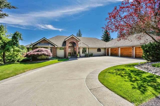 4904 S Progress Ct, Veradale, WA 99037 (#202019287) :: RMG Real Estate Network