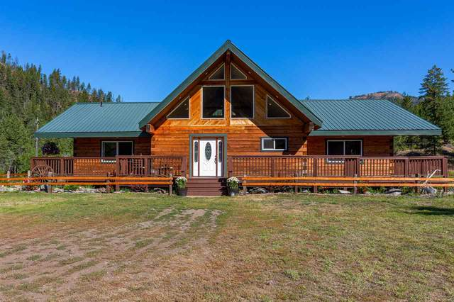 3000 Orient Cutoff Rd, Kettle Falls, WA 99141 (#202019295) :: Top Agent Team