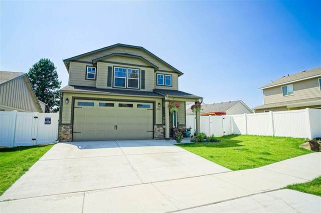 1010 S Soda Rd, Spokane, WA 99224 (#202019361) :: Northwest Professional Real Estate
