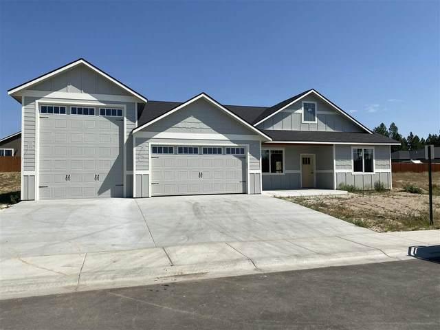 1118 N Park Ave, Deer Park, WA 99006 (#202019520) :: The Spokane Home Guy Group