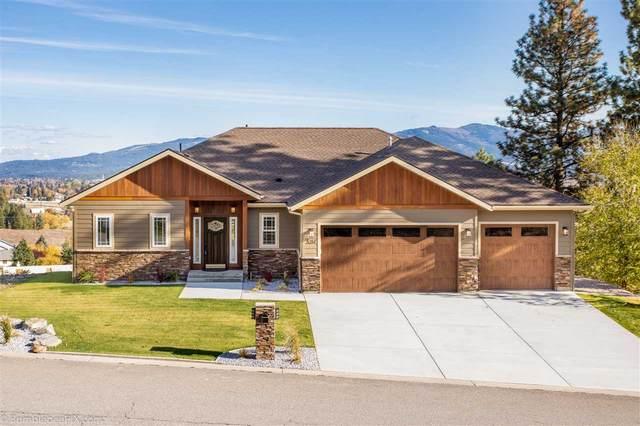 5214 N Del Rey Dr, Spokane, WA 99027 (#202019545) :: Northwest Professional Real Estate
