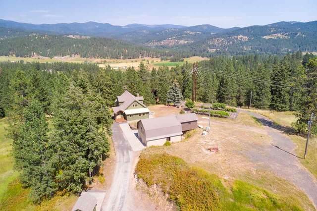 12122 E Day Mount Spokane Rd, Mead, WA 99021 (#202019581) :: RMG Real Estate Network