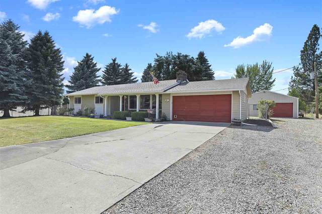 6706 S Mayflower Rd, Spokane, WA 99224 (#202019600) :: RMG Real Estate Network
