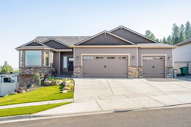 2605 S Conklin Dr Dr, Spokane Valley, WA 99037 (#202019665) :: The Spokane Home Guy Group