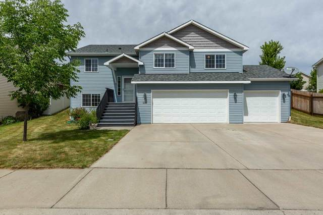 807 E Angie Ave, Medical Lake, WA 99022 (#202019672) :: The Hardie Group