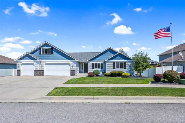 17917 E 11th Ct, Greenacres, WA 99016 (#202019674) :: Top Spokane Real Estate