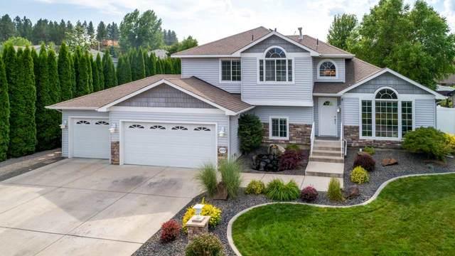 18709 E 11th Ave, Greenacres, WA 99016 (#202019698) :: Top Spokane Real Estate