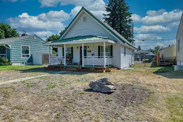 5014 N Adams St, Spokane, WA 99205 (#202019705) :: The Spokane Home Guy Group