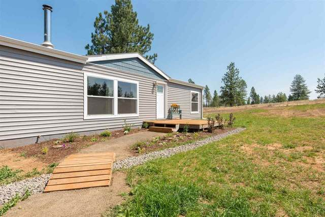 24539 S Pine Spring Rd, Cheney, WA 99004 (#202019711) :: Top Spokane Real Estate